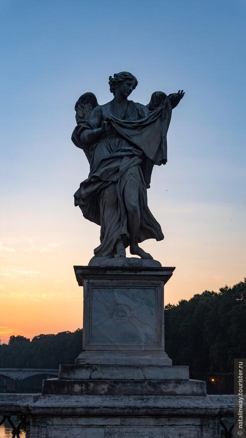 Ангел с Судариумом (Завеса Вероники)