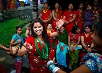В Джайпуре пройдёт женский фестиваль Тидж