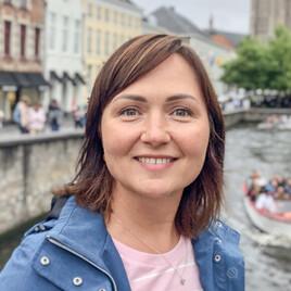 Турист Ольга Брюгге (gidbrugge)