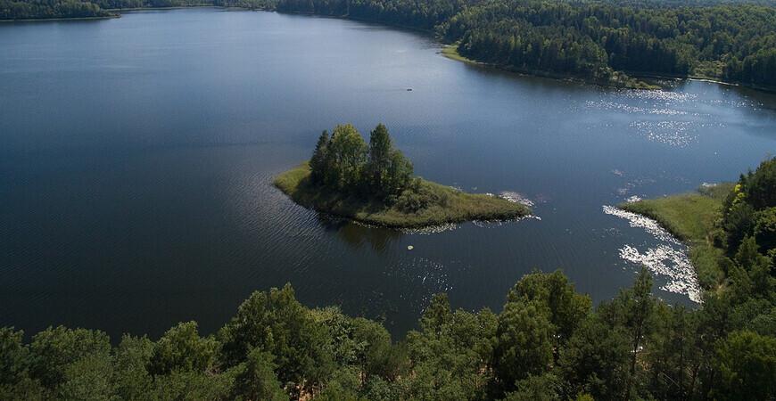 Озеро Сапшо