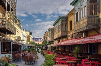 Современный Тбилиси