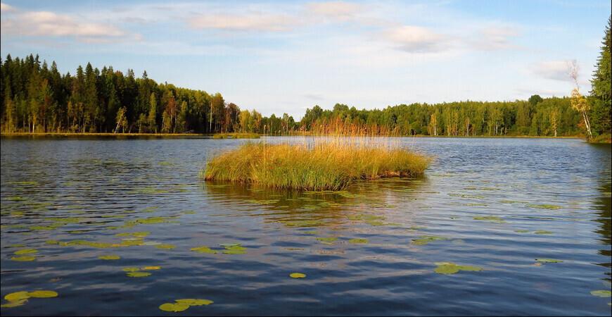 Ковжское озеро