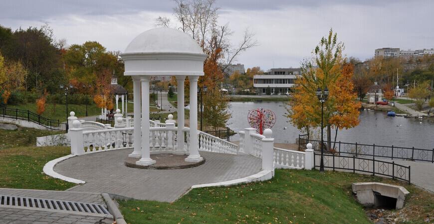 Парк «Северный» в Хабаровске