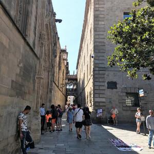 Барселона: очарование Готического квартала