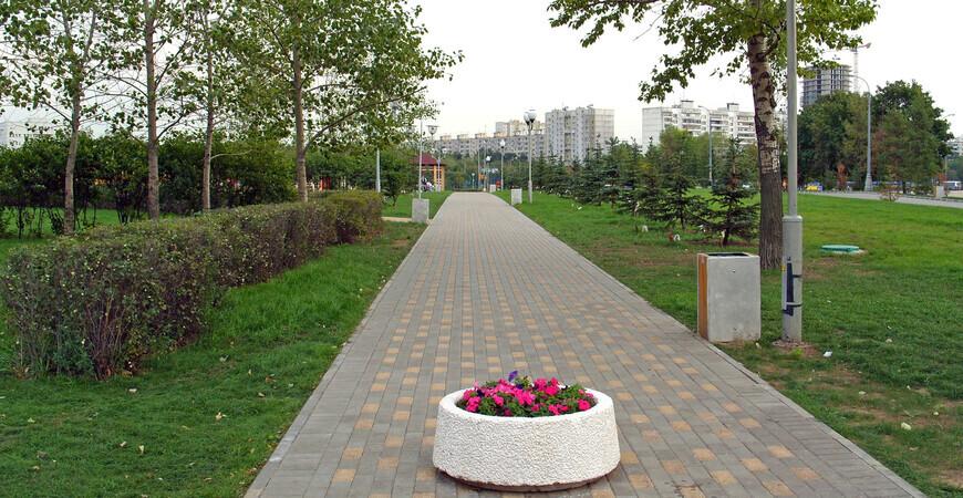Парк «Радуга» в Вешняках