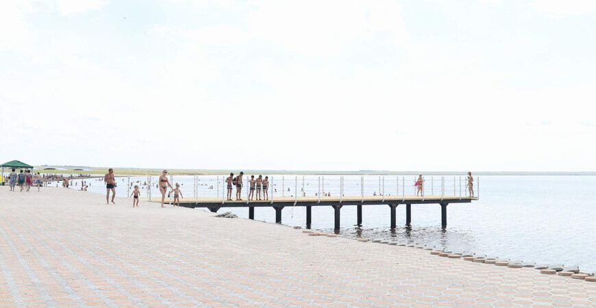 Озеро Маралды