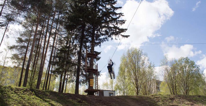 Парк «Тишино» в Ижевске