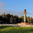 Парк Жукова в Кемерово