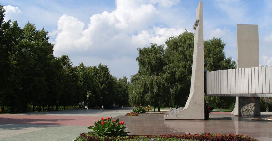 Парк Победы в Тольятти