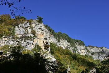Агурское ущелье в Сочинском национальном парке