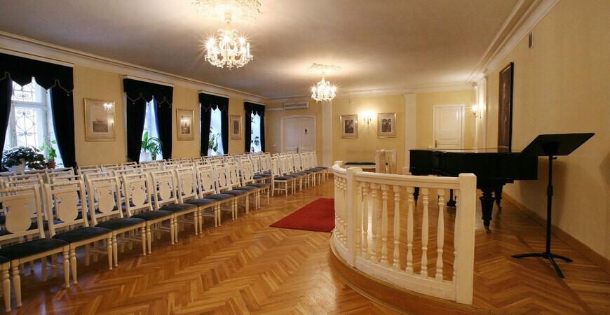 Музей-квартира Н. А. Римского-Корсакова в Санкт-Петербурге