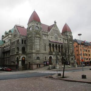 Мимолетный Хельсинки