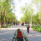 Парк Победы в Волгограде