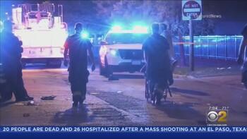 Три случая массовой стрельбы произошли в США в выходные: 30 погибших