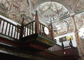 В мечети Эфем Бей