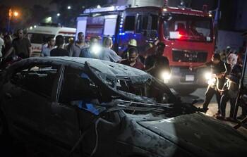 В центре Каира прогремел взрыв: 17 погибших, 32 раненых