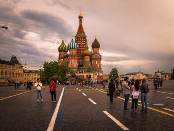 Самые популярные у пользователей Instagram достопримечательности Москвы