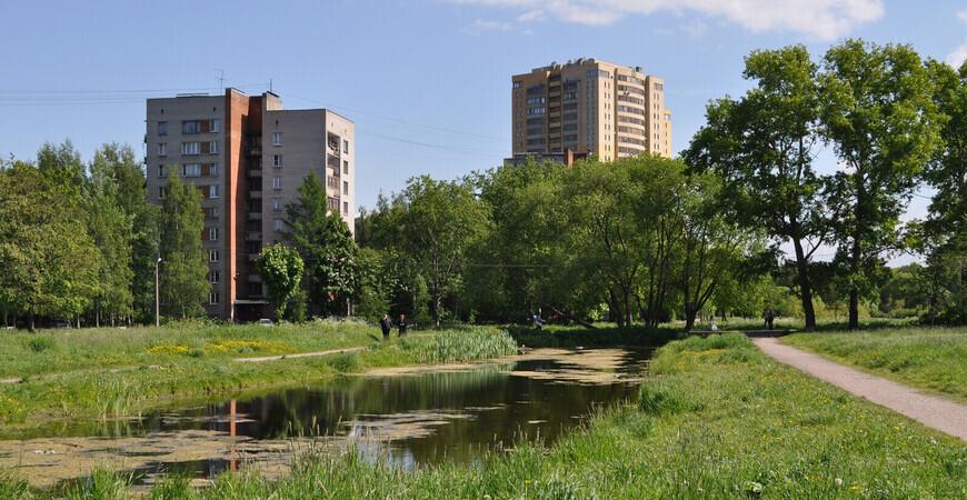 Парк Александрино
