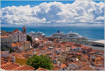 Жители Лиссабона жалуются на ухудшение экологии из-за массового туризма