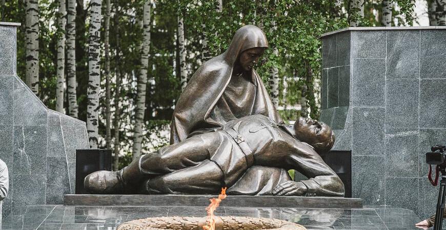 Парк Победы<br/> в Ханты-Мансийске