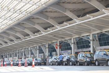 В Гоа туристы страдают от забастовки таксистов