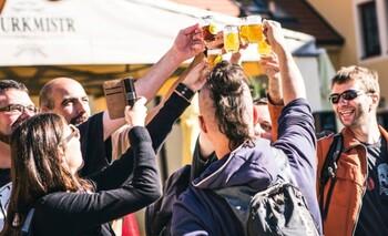 В чешском Пльзене пройдёт Фестиваль мини-пивоварен