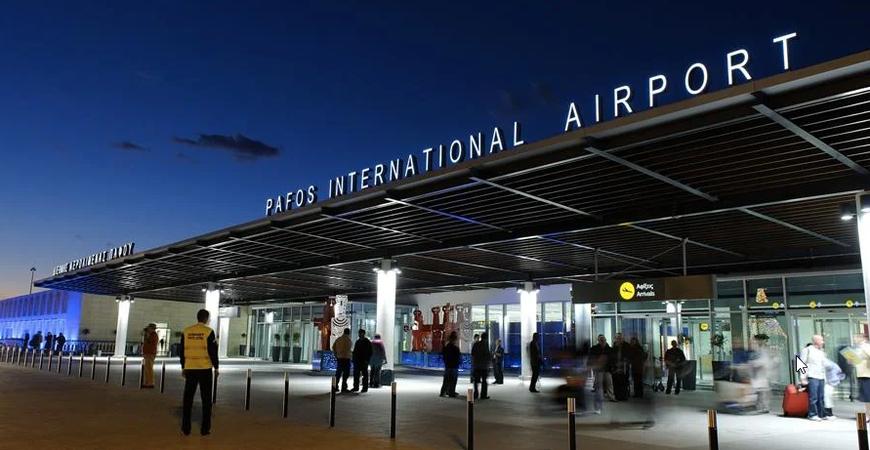 Международный аэропорт Пафоса