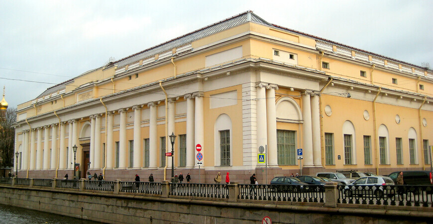 Корпус Бенуа (Русский музей)