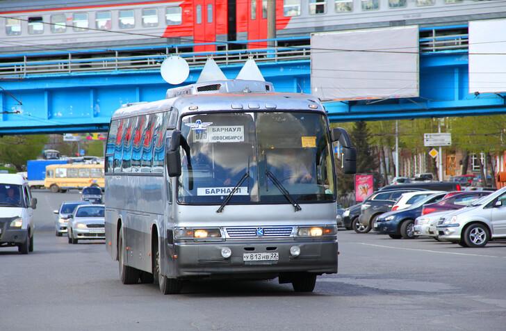 Как добраться из Новосибирска до Барнаула
