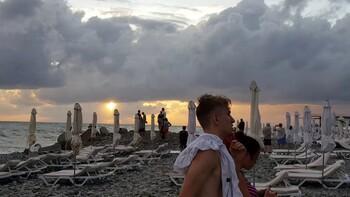 В Сочи во время шторма погибли три туриста