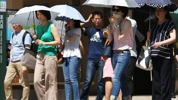 В Японии за неделю от жары погибли 57 человек