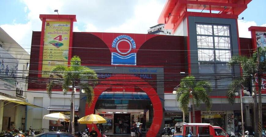 Ocean Shopping Mall в Пхукет-тауне