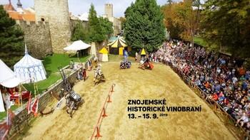 В Чехии по случаю сбора винограда пройдут Знойемские исторические торжества