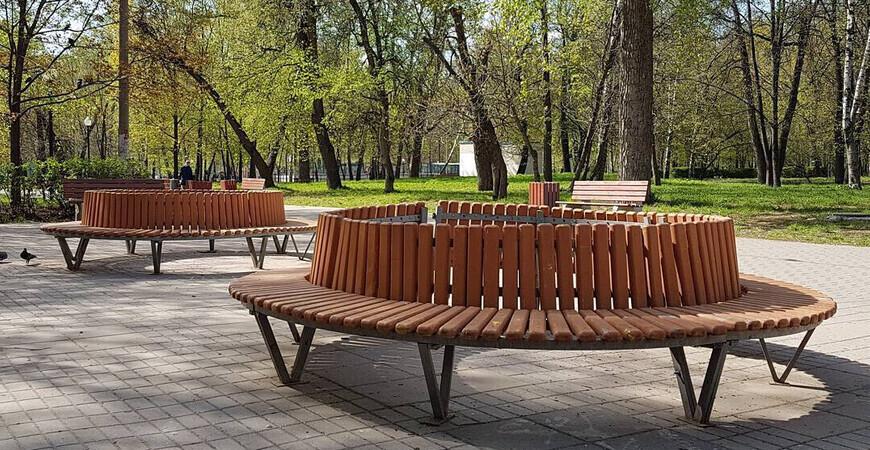 Парк «Березовая роща» в Москве