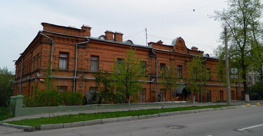 Пензенский краеведческий музей
