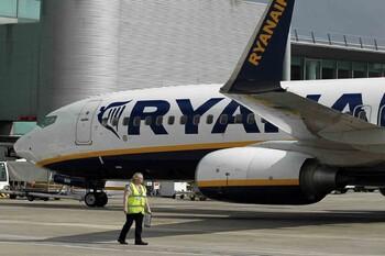 Пилоты Ryanair будут бастовать в конце августа и начале сентября