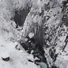 Местиа, река Энгури