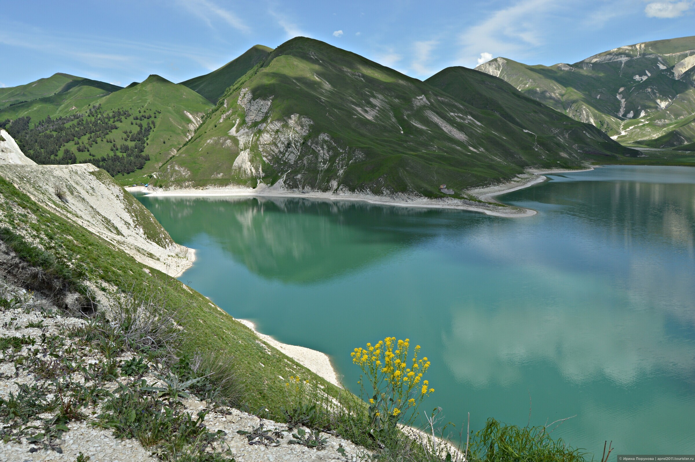 Кезеной-Ам — жемчужина чеченских гор