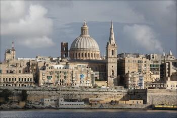 Турпоток из РФ на Мальту вырос на 21%