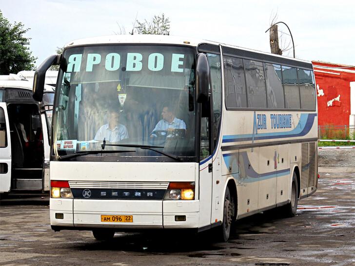 Как добраться из Барнаула до Ярового