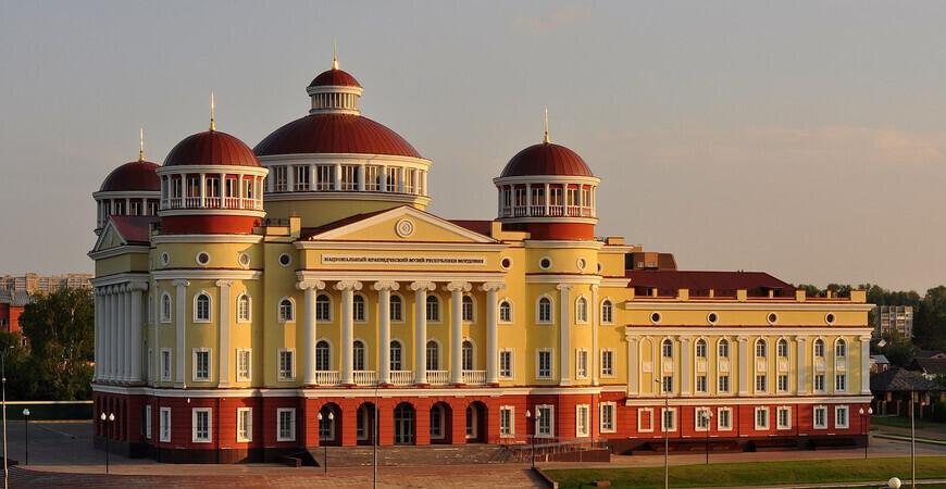 Краеведческий музей в Саранске