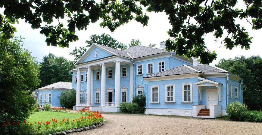 Музей-усадьба М.И. Глинки в Новоспасском