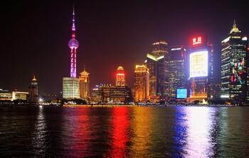 В Шанхае создали ночные турмаршруты