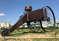 Макет 1-ого русского танка