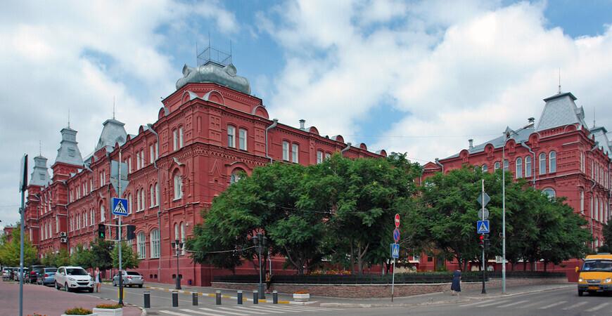 Краеведческий музей Астрахани (Астраханский музей-заповедник)