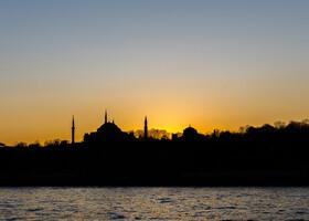 Стамбул в марте. Бегство от зимы