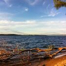 Силикатное озеро в Нижнем Новгороде