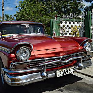 Вечные двигатели. Ретро-автомобили на Кубе
