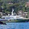 Золотая яхта