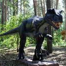 Парк динозавров «Затерянный мир» в Челябинске